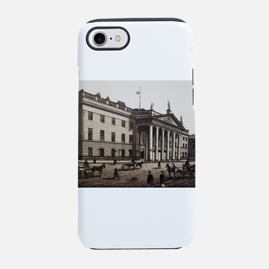 Antique GPO Dublin iPhone 8/7 Tough Case