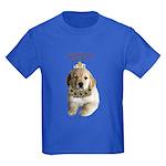 Blondes have more fun! Kids Dark T-Shirt