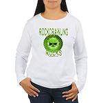 ROCKCRAWLING ROCKS Women's Long Sleeve T-Shirt