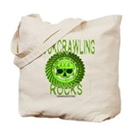 ROCKCRAWLING ROCKS Tote Bag