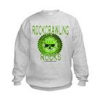 ROCKCRAWLING ROCKS Kids Sweatshirt