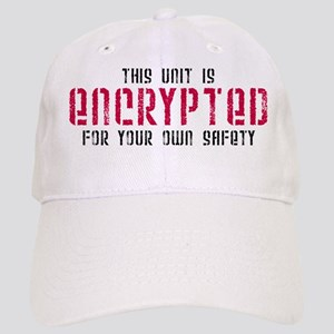 This Unit is Encrypted Cap