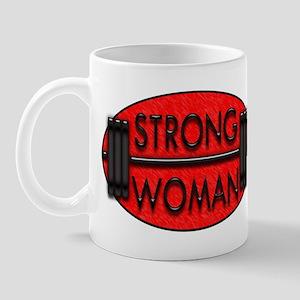STRONG WOMAN Mug
