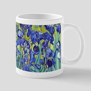 van Gogh 1889 Irises Mugs