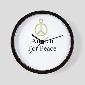 Airmen Wall Clock