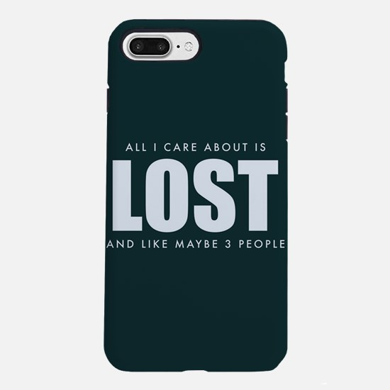 All I Care About Is Los iPhone 8/7 Plus Tough Case