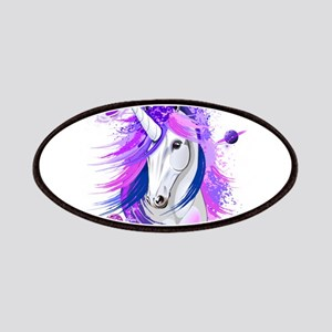 Unicorn Spirit Pink and Purple Mythical Creature P
