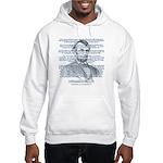 Gettysburg Address Hooded Sweatshirt