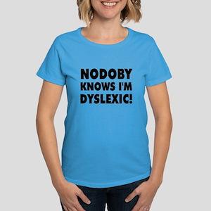 Nodoby's Women's Dark T-Shirt