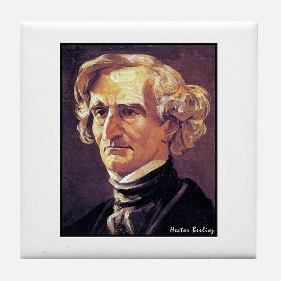 """Faces """"Berlioz"""" Tile Coaster"""