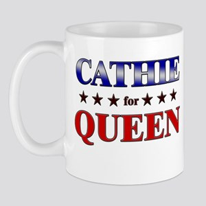 CATHIE for queen Mug