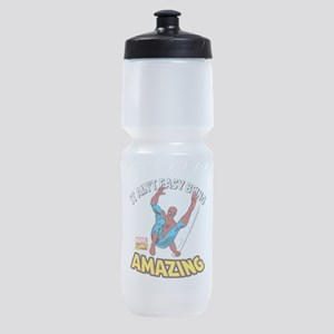 Spider-Man Amazing Sports Bottle