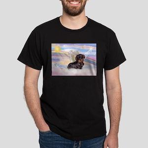 Wire Haired Doxie Dark T-Shirt