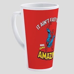 Spider-Man Amazing 17 oz Latte Mug