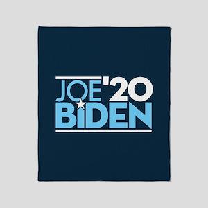 Joe Biden for President Throw Blanket