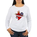 LOVE OF SPEED Women's Long Sleeve T-Shirt