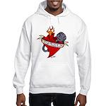 LOVE OF SPEED Hooded Sweatshirt