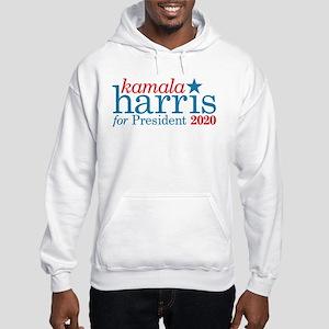Kamala Harris for President Hooded Sweatshirt