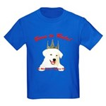 Born to Rule! Kids Dark T-Shirt