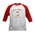 Born to Rule! Kids Baseball Jersey