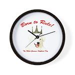 Born to Rule! Wall Clock