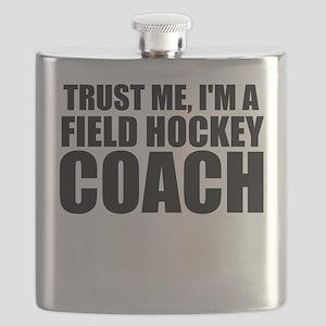 Trust Me, I'm A Field Hockey Coach Flask