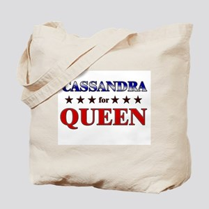 CASSANDRA for queen Tote Bag