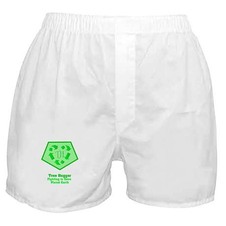 Tree Hugger Boxer Shorts