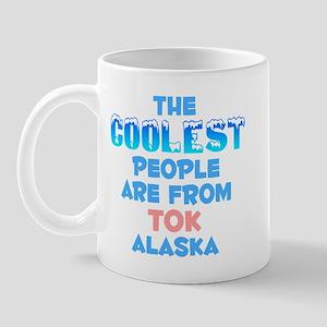 Coolest: Tok, AK Mug