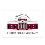 Forum for Democracy Postcards (Package of 8)