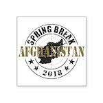 Spring Break Afghanistan 2018 Sticker