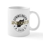 Spring Break Afghanistan 2018 Mugs