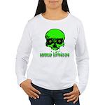 EVIL EYES Women's Long Sleeve T-Shirt