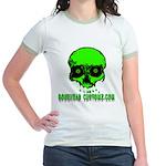 EVIL EYES Jr. Ringer T-Shirt