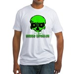 EVIL EYES Fitted T-Shirt