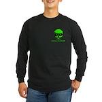EVIL EYES Long Sleeve Dark T-Shirt