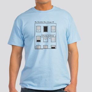 The Invisible Man Lounge No 3 Light T-Shirt