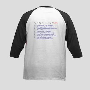 Top 10 TAKS Kids Baseball Jersey