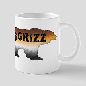 FURRY GRIZZ PRIDE BEAR Mug