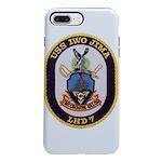 USS IWO JIMA iPhone 8/7 Plus Tough Case