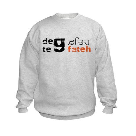 Deg Teg Fateh Kids Sweatshirt