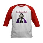 The Golden Rule Kids Baseball Jersey