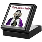 The Golden Rule Keepsake Box