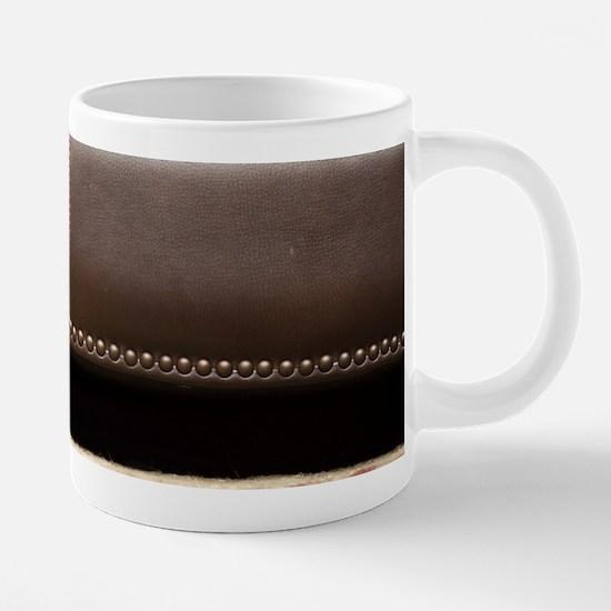 Cute Caturday 20 oz Ceramic Mega Mug