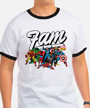 Marvel Comics Fam T