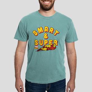 Iron Man Super Mens Comfort Colors Shirt