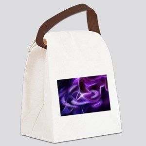 Far Far Away Canvas Lunch Bag