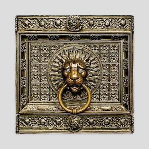 Doorknocker Lion Brass Queen Duvet