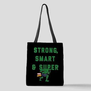 Hulk Super Polyester Tote Bag