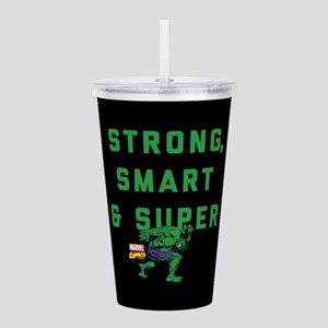 Hulk Super Acrylic Double-wall Tumbler